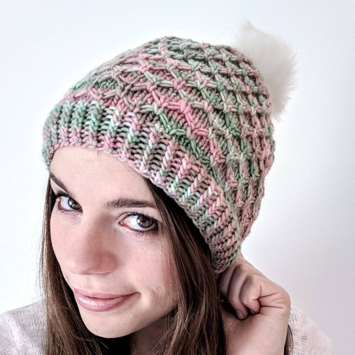 97cf7e9ef17 Storyteller Hat Knit Pattern - Darn Good Yarn