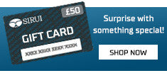 SIRUI Gift Cards - Suprise with something special