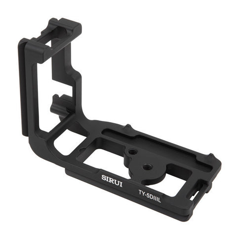 SIRUI TY-5DIIIL L-Bracket for Canon EOS 5D Mark III - TYL Series