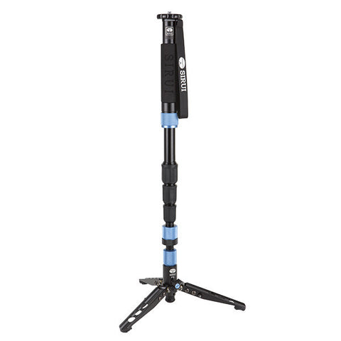 SIRUI P-204S Multifunction - Monopod Aluminium with Stand Spider - PS Series