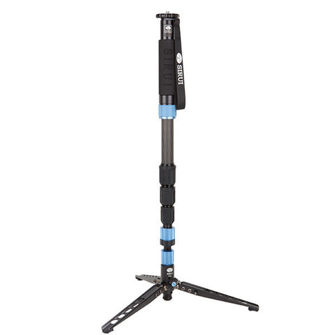 SIRUI P-424S Multifunction - Monopod Carbon with Stand Spider - PS Series