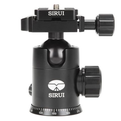 SIRUI E-20 Ball Head (98mm height) Aluminium - E Series