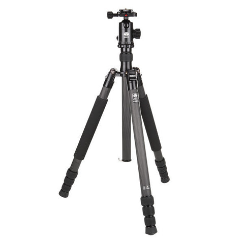 SIRUI T-2204XL Traveler - Tripod Carbon with E-20 Ball Head - TXL Kit