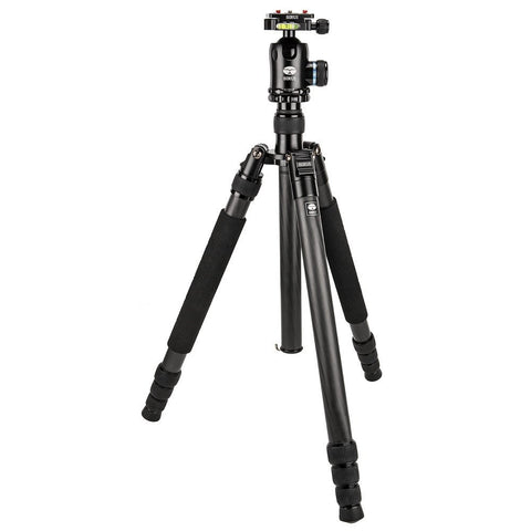SIRUI N-3204X Universal Tripod Carbon with K-30X Ball Head - NX-SET