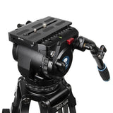 SIRUI BCH-30 Fluid Video Head with 100mm Half Ball - BCH Series