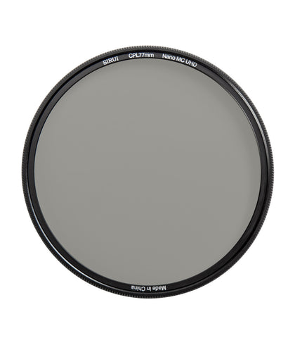 SIRUI Ultra Slim S-Pro Nano MC Circular Polarising Filter 82mm