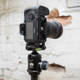 SIRUI TY-5DIIILBG L-Bracket for Canon EOS 5D Mark III and 5DS R with battery grip - TYL Series