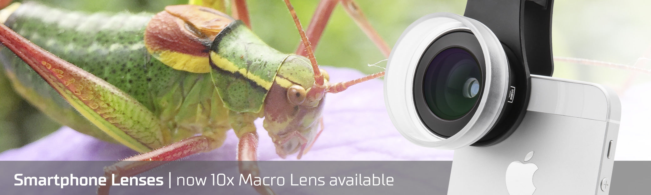 SIRUI Smartphone Lenses with free clip