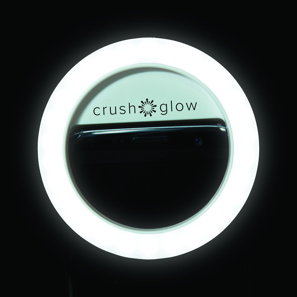 Crush Glow Selfie Light For Iphone And Android