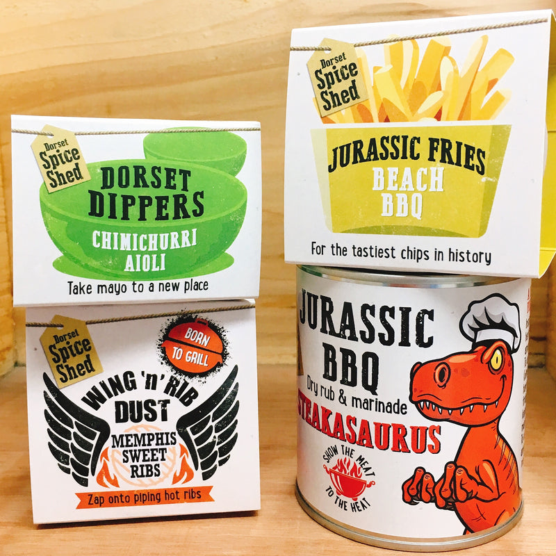 Flamin' great gifts for BBQ-heads!