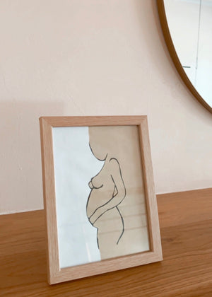 Pregnancy Painting