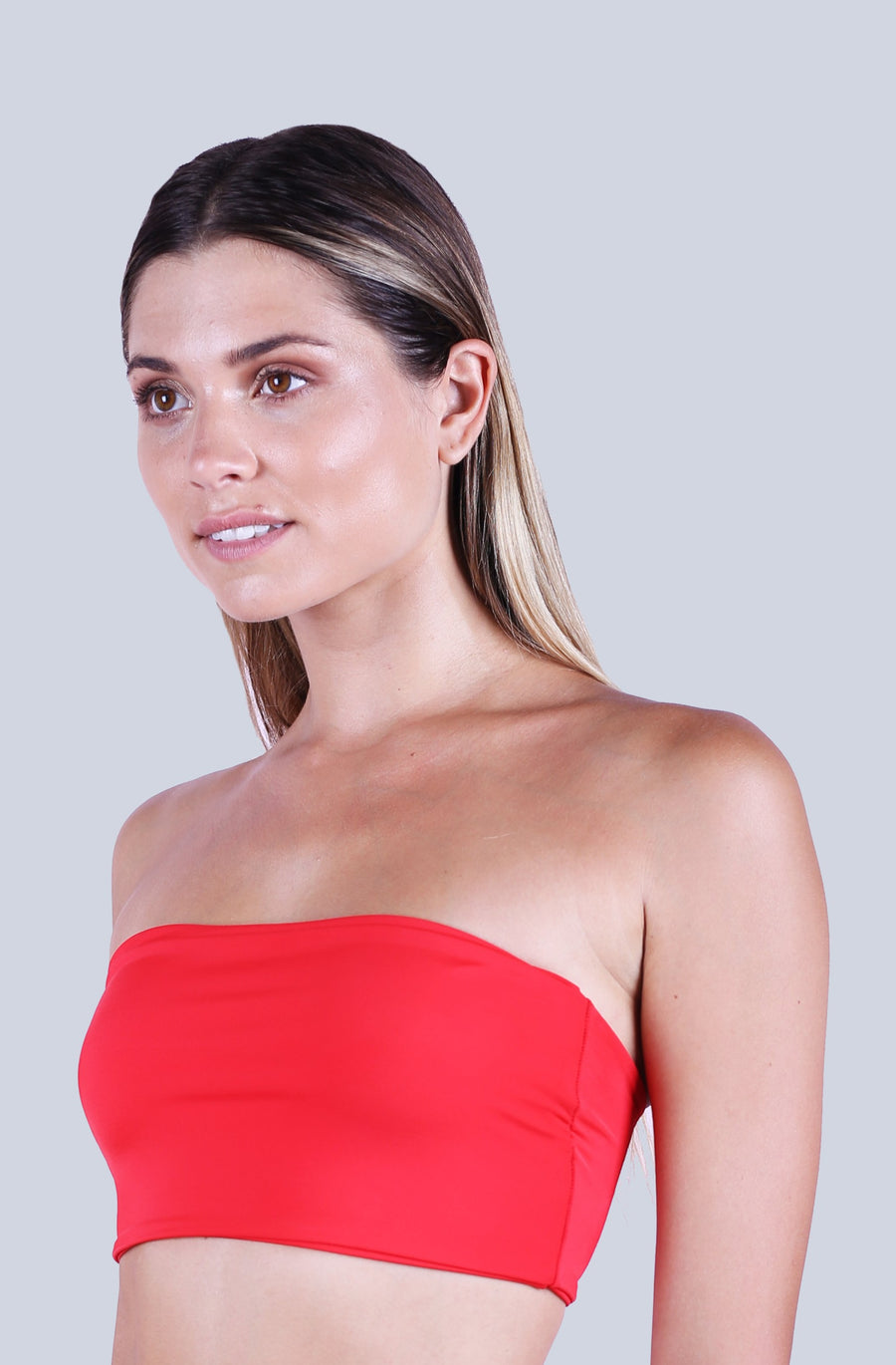 Boob Tube Top - Red