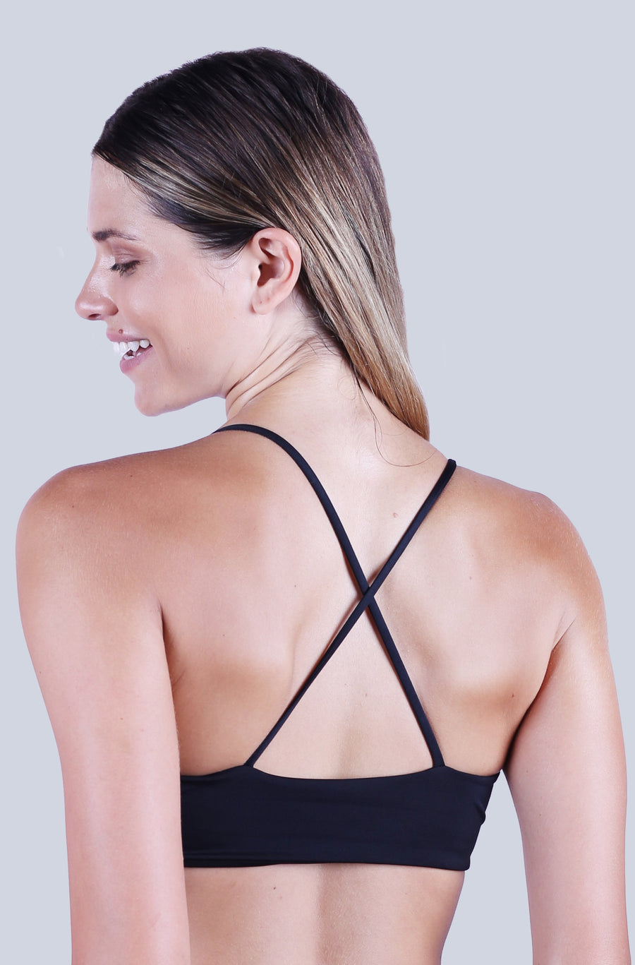 Cross Back Top