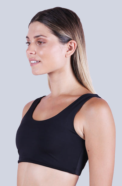 High Impact Top - Black