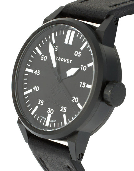 Tsovet Leather Watch