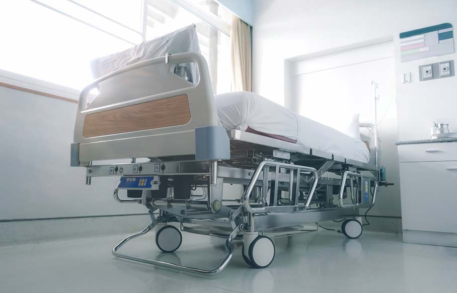 Hospital Bed Dimensions - What Size is a Hospital Bed?