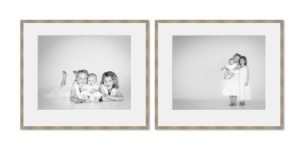 2 Bigger Than Medium framed images package
