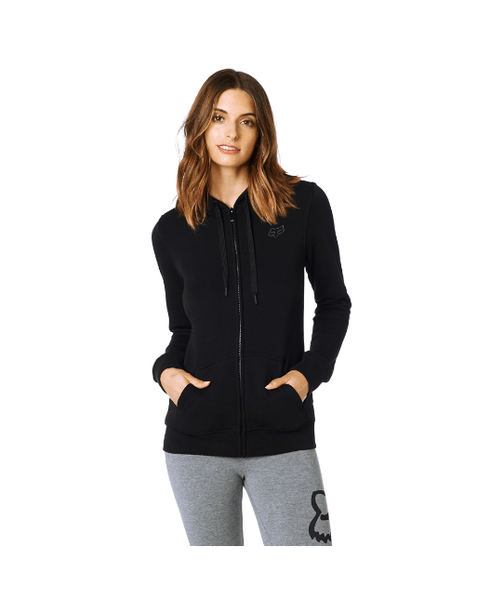 Women's Fox Racing Affirmed Zipped Fleece Hoodie