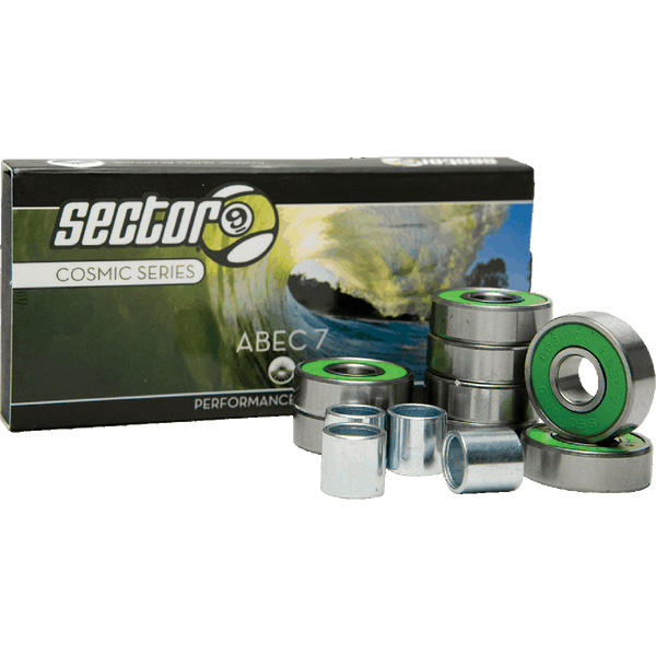 SEC9 COSMIC ABEC-7 BEARINGS - 1LT2F