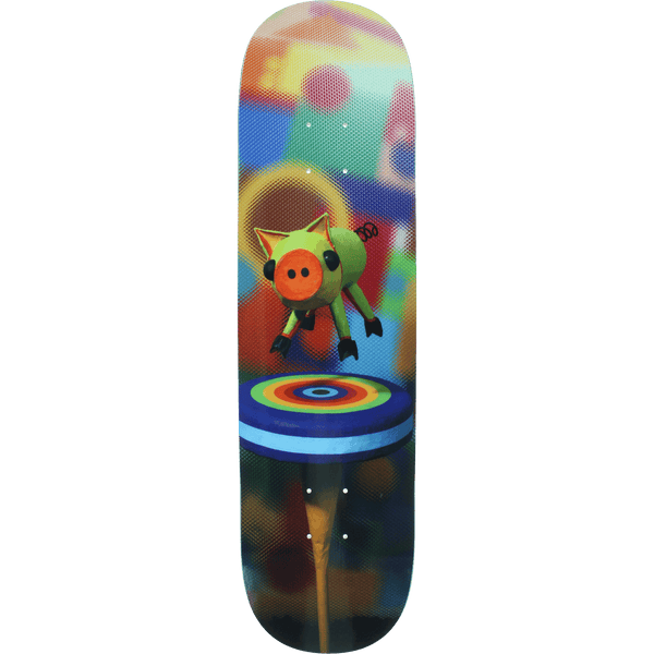 ALIEN WORKSHOP ICON FLOATING PIG SLICK DECK-8.12