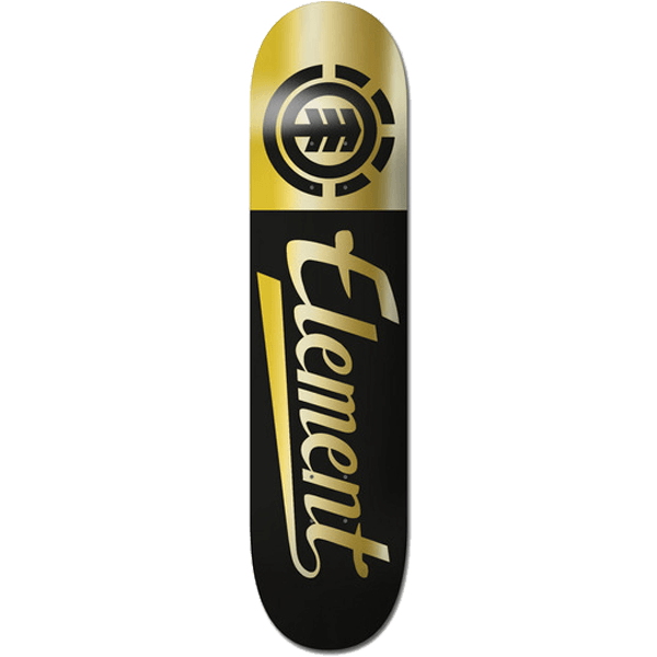 Element script deck black and gold