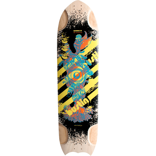 BUSTIN RATMOBILE BIRDS EYE DECK-9.75x36/24.5-28wb