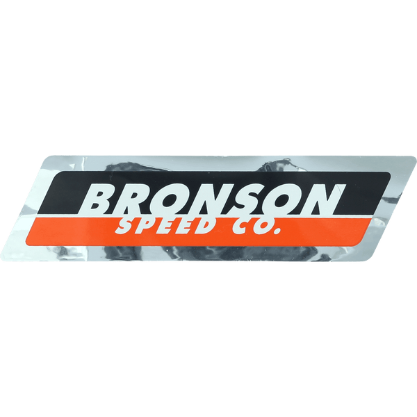 BRONSON STRIP DECAL - 1LT2F