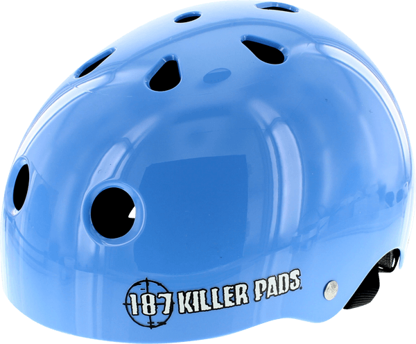 187 PRO HELMET M-LIGHT BLUE - 1LT2F