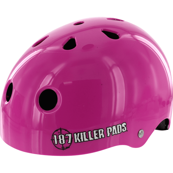 187 PRO HELMET SMALL HOT PINK GLOSS - 1LT2F