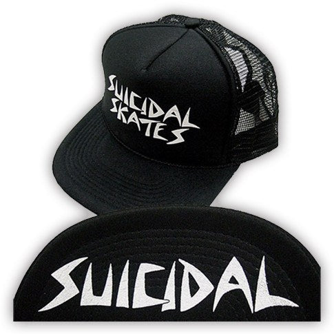 Dogtown X Suicidal Tendencies Flip Mesh Hat - 1LT2F