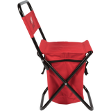 Indepenant ONLY CHOICE COOLER CHAIR RED