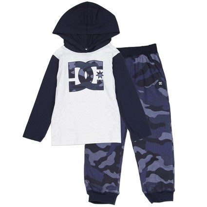 DC Shoes Toddler Boy's Jogger Set - 1LT2F