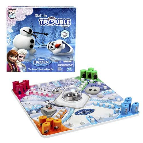 Frozen Olaf's in Trouble Game - 1LT2F