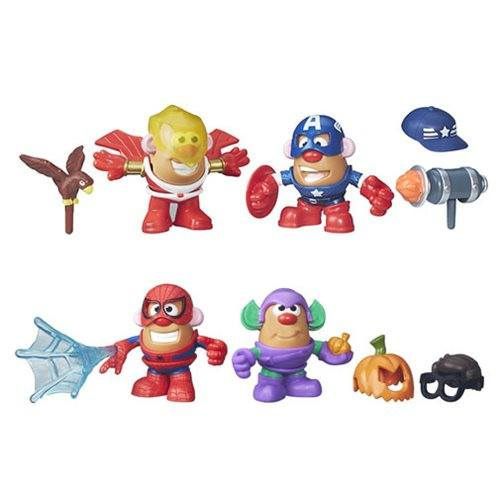 MR. POTATO HEAD MARVEL MASHUPS - 1LT2F