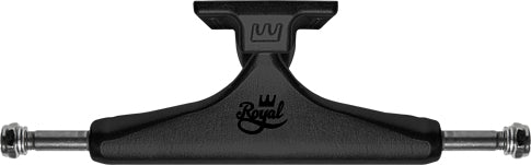 ROYAL TRUCK NEW 5.25 BLACK/BLACK (GUARANTEED FOR LIFE) - 1LT2F