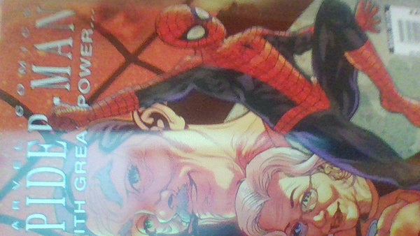COMIC - MARVEL COMICS SPIDER-MAN WITH GREAT POWER 2 OF 5 APRIL 2008