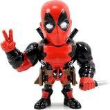 DIE CAST METAL DEADPOOOL FIGURINE - 1LT2F