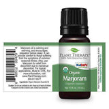 Essential Oil - Plant Therapy Certified Marjoam Essential Oil