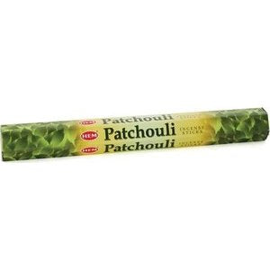 Patchouli Vanilla Incense Sticks