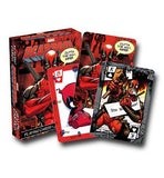 COMIC PLAYING CARDS DC OR MARVEL - 1LT2F