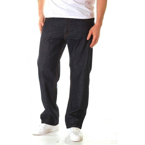 JEANS - Men's Access Jeans Loose Fit Dark Wash