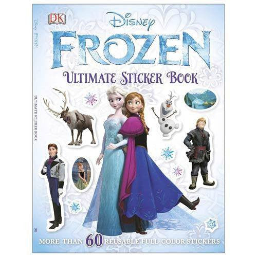 Toy - Disney Frozen Ultimate Sticker Book