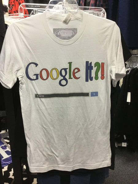 Tshirt - Men's Google It?! Short Sleeve T-shirt