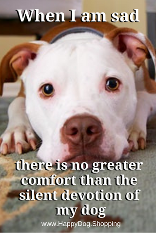 Dog Quotes Love Happy Dog Shopping