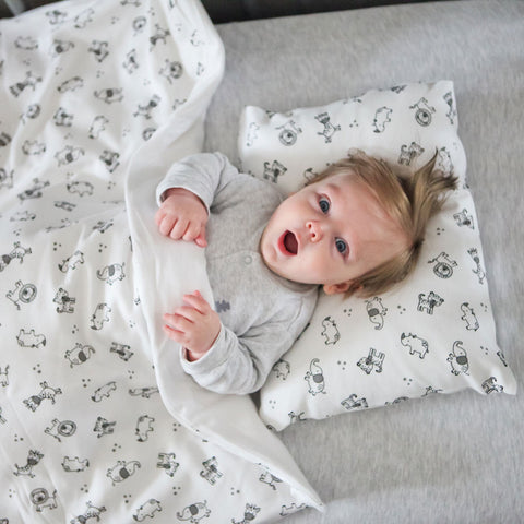little acorn | Cot Duvet Cover Sets
