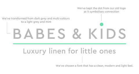 New Babes and Kids Logo