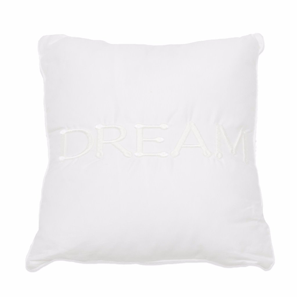 Dream Scatter Cushion (white)