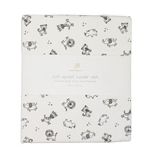little acorn | African Animals Cot Duvet Cover Set