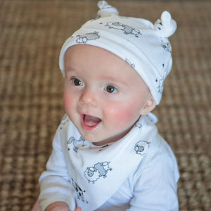 Farmyard Cotton Beanie