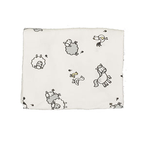 little acorn | Farmyard Safari Pillowcase